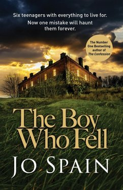 The Boy Who Fell (eBook, ePUB) - Spain, Jo