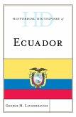 Historical Dictionary of Ecuador (eBook, ePUB)