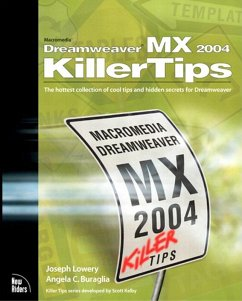 Macromedia Dreamweaver MX 2004 Killer Tips (eBook, PDF) - Lowery Joseph; Buraglia Angela C.