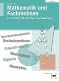 Übungsbuch mit eingetragenen Lösungen Mathematik und Fachrechnen