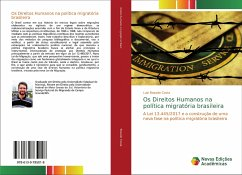 Os Direitos Humanos na política migratória brasileira