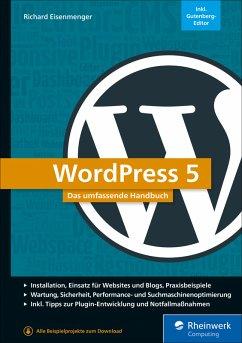 WordPress 5 (eBook, ePUB) - Eisenmenger, Richard