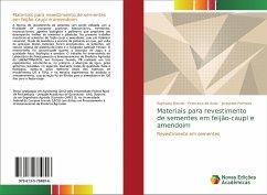 Materiais para revestimento de sementes em feijão-caupi e amendoim - Maceió, Raphaela; de Assis, Francisco; Palmeira, Josivanda