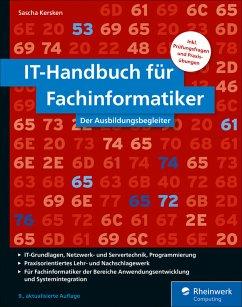 IT-Handbuch für Fachinformatiker (eBook, ePUB) - Kersken, Sascha