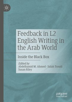 Feedback in L2 English Writing in the Arab World