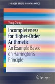 Incompleteness for Higher-Order Arithmetic
