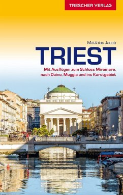Reiseführer Triest - Jacob, Matthias