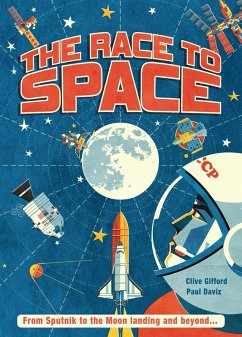 The Race to Space (eBook, ePUB) - Gifford, Clive
