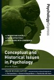 Psychology Express: Conceptual and Historical Issues in Psychology (Undergraduate Revision Guide) (eBook, ePUB)