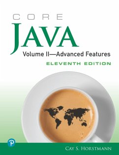 Core Java, Volume II--Advanced Features (eBook, PDF) - Horstmann, Cay S.