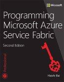 Programming Microsoft Azure Service Fabric (eBook, PDF)