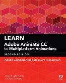 Learn Adobe Animate CC for Multiplatform Animations (eBook, PDF)