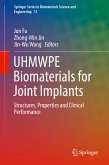 UHMWPE Biomaterials for Joint Implants (eBook, PDF)