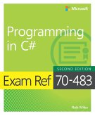 Exam Ref 70-483 Programming in C (eBook, PDF)