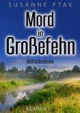 Mord in Großefehn. Ostfrieslandkrimi (eBook, ePUB)