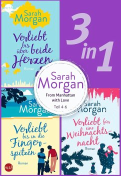 From Manhattan with Love - Teil 4-6 (eBook, ePUB) - Morgan, Sarah