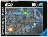 Star Wars Where's Wookie (Puzzle)