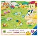 Kleiner Bauernhof (Kinderpuzzle)