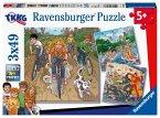 Abenteuer mit TKKG (Kinderpuzzle)