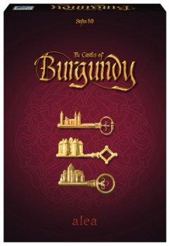 Ravensburger 26925 - The Castles of Burgundy, Klassiker, Strategiespiel für 2-4 Spieler ab 10 Jahren, alea Spiele, Erwei