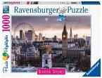 Ravensburger 14085 - Beautiful Skylines, London, Puzzle, 1000 Teile