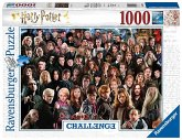 Harry Potter Challenge Puzzle 1000 Teile