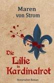 Die Lilie in Kardinalrot