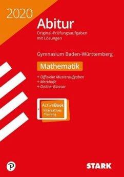 Abiturprüfung BaWü 2020 - Mathematik