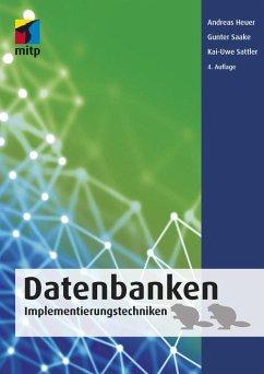 Datenbanken (eBook, PDF) - Saake, Gunter; Sattler, Kai-Uwe