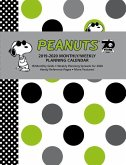 Peanuts 2019-2020 Monthly/Weekly Planning Calendar