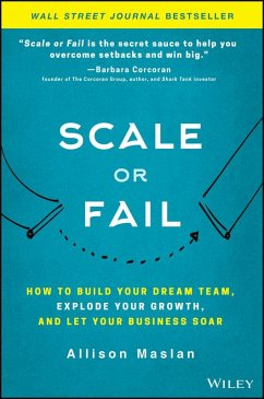Scale or Fail (eBook, ePUB) - Maslan, Allison