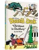 Walt Disney's Donald Duck: Christmas in Duckburg (Vol. 21): Complete Carl Barks Disney Library