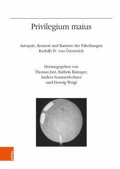 Privilegium maius (eBook, PDF)