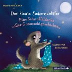 Eine Schnuffeldecke voller Gutenachtgeschichten (MP3-Download)