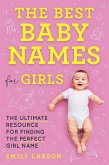 The Best Baby Names for Girls (eBook, ePUB)