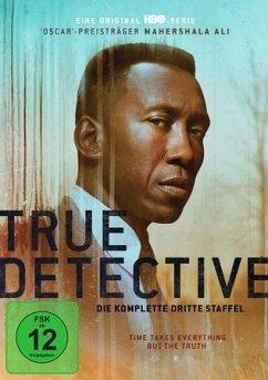 True Detective: Die komplette 3. Staffel (3 Discs) - Mahershala Ali,Stephen Dorff,Carmen Ejogo