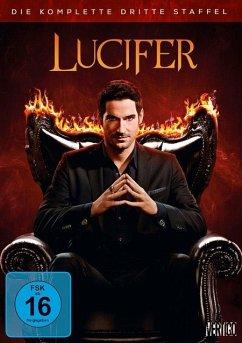 Lucifer - Die komplette dritte Staffel (5 Discs)
