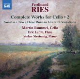 Werke Für Cello Vol.2