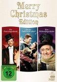 Merry Christmas Edition (3-Dvd-Box: