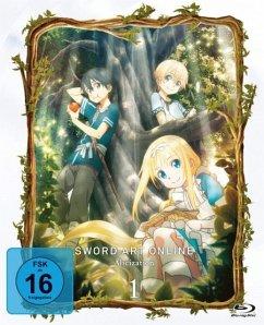 Sword Art Online - Alicization - 3. Staffel - Vol. 1 - Ep. 1-6
