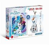 Frozen (Kinderpuzzle)