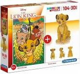 König der Löwen (Kinderpuzzle)