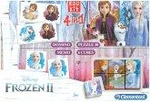 Edukit 4 in 1 - Frozen 2 (Kinderspiel)