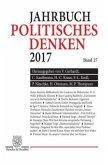 Politisches Denken. Jahrbuch 2017.
