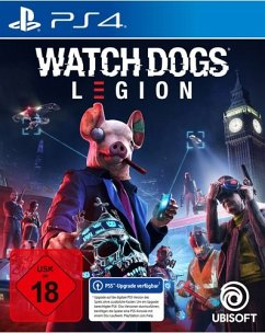 Watch Dogs Legion (Free upgrade to PS5) (PlayStation 4)