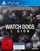 Watch Dogs Legion Ultimate Edition (PlayStation 4)