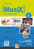MusiX 1. Multimedia CD-ROM (Einzelplatz). Neuausgabe 2019, DVD-ROM