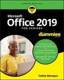 Office 2019 For Seniors For Dummies (eBook, ePUB)