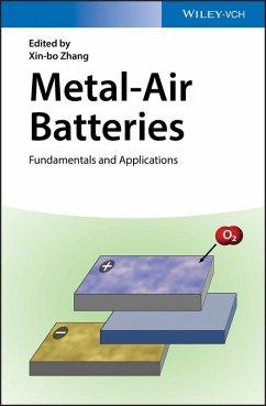 Metal-Air Batteries (eBook, ePUB)