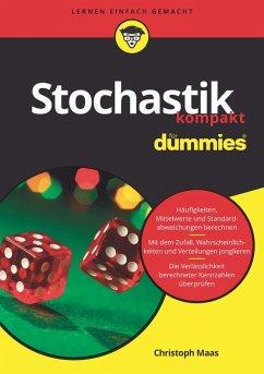 Stochastik kompakt für Dummies (eBook, ePUB) - Maas, Christoph